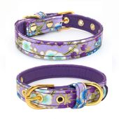 Golden Tie Triangular Scarf Japanese And Wind Cat Dog Collar Removable Mouth Wash Towel Pet Collar