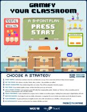9 Key Elements of Classroom Gamification Infographic – e-Learning Infographics