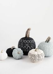 Tischdeko Herbst – 20 puristic inspirations for an atmospheric ambience
