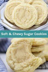 Receta fácil de galletas de azúcar   – Food