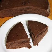 Photo of chocolate cake recipe in pressure cooker, cake without oven …