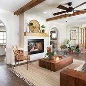 39+ Pretty Fireplace Decor Ideas For Your Living Room