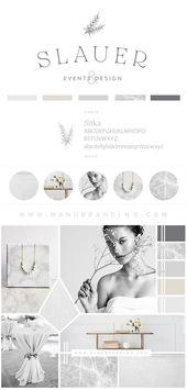 Logo. Marca. Femenino. Emblema. Marca profesional de negocios de Manu brandin …  – Graphic Design