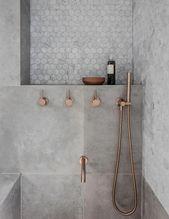 luxe Idées de salle de bains #Doucheidéessalled…