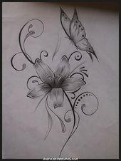Fantastische Zeichnen – Tattoos – #tattoos #drawing