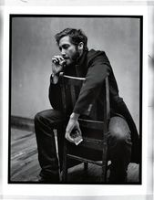 Jake Gyllenhaal by Mark Seliger