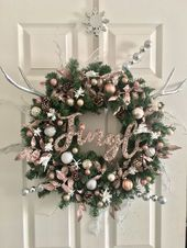 100 Best DIY Christmas Wreath Ideas That Effortlessly Blends Style and Traditions