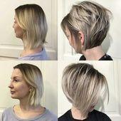 Modehaarschnitte und Foto der Frisuren 2020
