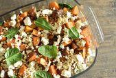 Ovenschotel met kippengehakt en zoete aardappel – Kriskookt