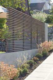60 stunning ideas for garden fences