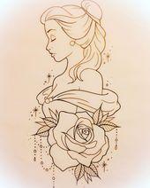 Verfügbares Design! #belle #beautyandthebeast #beaut … – #beaut #beautyandthebeas … – Ansichten