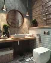 Unglaubliche Badezimmer (nachdem Verweis) – 3ddd.ru Gale … – # 3dddru #bathroom #dur …