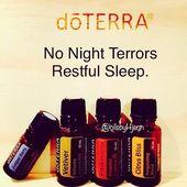 DōTERRA Alpträume Nachtangst Kinder Kinder ätherische Öle DIY Schlaf Rest in …   – Essential Oils