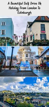 Take a British road trip from London to Edinburgh with this UK driving tour guid…