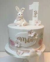 Bunny cake – Birthday