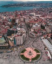 Taksim Square/ Istanbul [10801340] #city #cities #buildings #photography – #buil…
