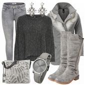 GrayStar Outfit - Winter-Outfits bei FrauenOutfits.de