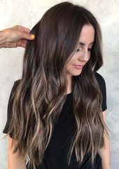 26 Best Babylighted Chocolate Brown Hair Color Ideas for 2018