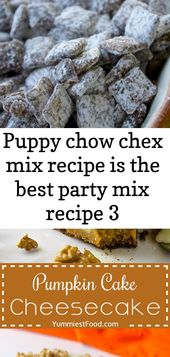 Puppy chow chex mix recipe is the best party mix recipe 3 – Recipes