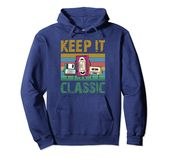 Keep it Classic 90s Throw Back Old Technology Nerd Gifts Pullover Hoodie