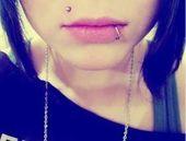 Monroe & Lip Piercings – #Lip #Monroe #Piercings   – Facial Piercing