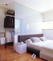 90+ Luxus-Raumteiler-Ideen für kleine Räume #Raumteiler #kleine Räume – simply luxux