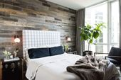 Stikwood Wall Décor, Reclaimed Barrel Oak, 20 sq. ft