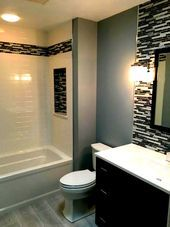 83 Inspirational Small Bathroom Remodel Before And After 53 Smallbathroomideas Smallbathroomideas In 2020 Top Bathroom Design Small Bathroom Remodel Cost