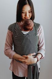 Baby Carrier Finally! A soft structured baby carrier for the style-conscious parent! Introduc...