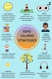 ADHD Calming Strategies 2