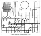 Zum paul ausmalen bilder klee Paul Klee