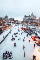 Canadian Winter Getaways: Ottawa version www.lilyslensonli… #Canada #Journey #P…