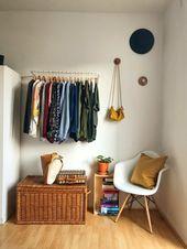 Ordnung im Kleiderschrank – hilfreiche Tipps und Ideen