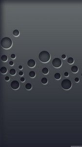 Images For Whatsapp 3d Punch Holes Gray Matte Android Wallpaper Black And Grey Wallpaper Iphone 6 Plus Wallpaper