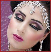 Brautgesichts-Make-up für die schöne Braut #WeddingBridalMakeup #WeddingBeauty   – plou exams
