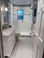 20 Fresh Small Master Bathroom Decor Ideas