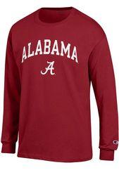 Champion Alabama Crimson Tide Crimson Arch Mascot Long