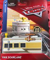 Disney Pixar Cars Radiator Springs Classic Deluxe Chet Boxkaar Semi