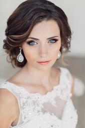 Make-up-Tipps für die Braut   – Brautstyling | Braut Make Up | Braut Frisuren