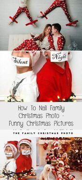 Photo of Wie man Familienweihnachtsfoto festnagelt – lustige Weihnachtsbilder – URLAUBSIDEEN