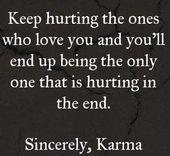 100+ GUTE UND SCHLECHTE KARMA-ZITATE UND SAGUNGEN MIT BILDERN – Karma Quotes