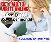 get paid to write at home jobs are the fastest growing sectors  get paid to write at home jobs are the fastest growing sectors where professionals and ordinary people are earning money today on the internet