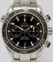e6029165e08 15367 Omega Seamaster 41mm Titanium 18K Rose Gold Mens Watch 2296.80.00  SwissWatchExpo