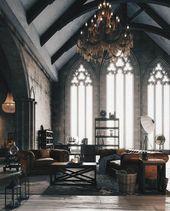 Fashionable Gothic.