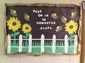 Image result for computer lab bulletin board ideas for teachers