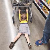 25 Meanwhile Kids At Shopping Mall Pictures Will Make You LOL – Page 3 of 5 – Wackyy