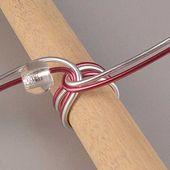 © Upbeat aluminum wire rings