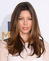 Langhaarmodelle – Frisuren Langhaar abgestuft -… – # Frisuren # abgestuft #haar …, #frisur …   – Lange Haare