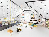 Kreative und Einzigartige Spielzimmer Ideen für Ihre Kinder