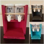 Epoxy Dispenser!   – craft room